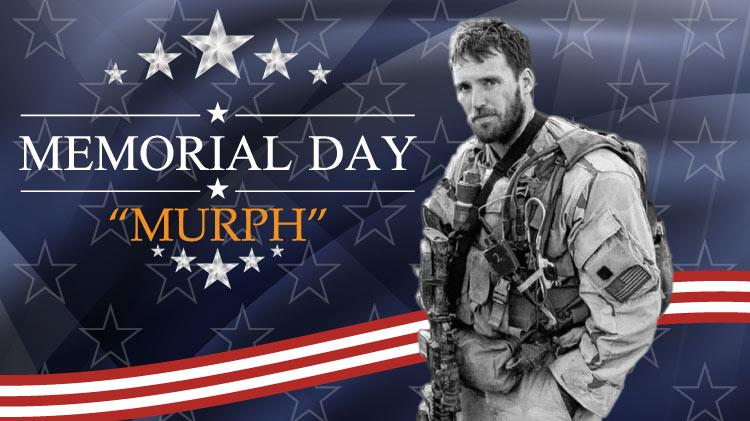 Memorial Day Weekend  Means Murph for CrossFit Gotham